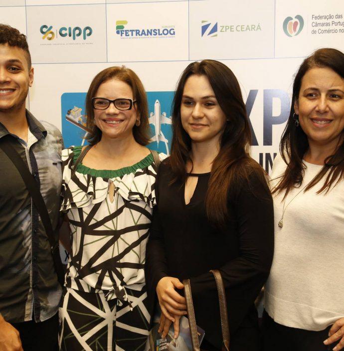 Mateus Brasil, Patricia Braga, Yone Dantas E Andrea Menin