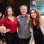 Maura Maia, Mauricio Filizola E Raquel Barros