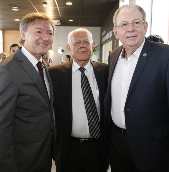 Mauricio Filizola, Flavio Saboya E Ricardo Cavalcante
