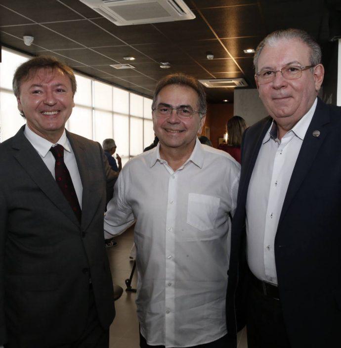 Mauricio Filizola, Leonidas Cristino E Ricardo Cavalcante
