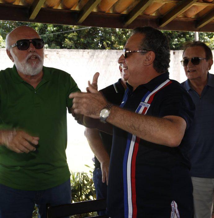Mauricio Leal E Manuel Veras