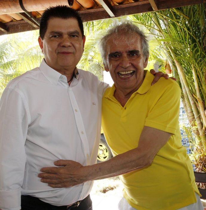Mauro Benevides E Lucio Brasileiro 2