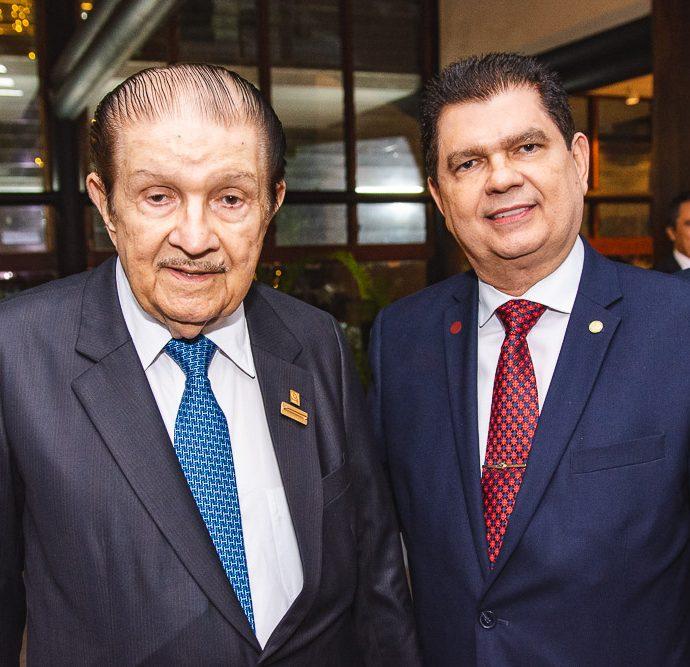 Mauro Benevides E Mauro Benevides Filho