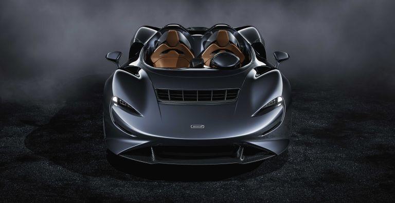 Sem teto e para-brisa feito de ar, McLaren lança supercarro de US $ 1,7 milhão