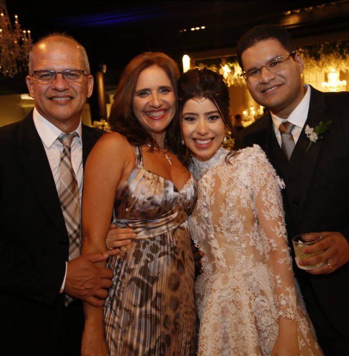 Milton E Lisiane Fernandes, Rayssa Cavalcante E Alexandre Filho