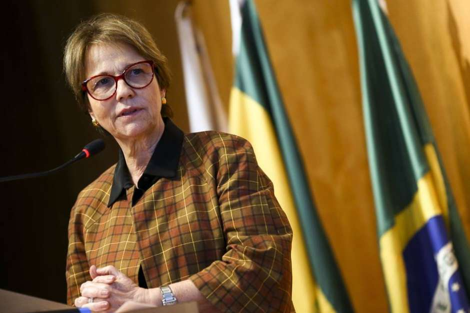 Ministra da Agriculta do Brasil propõe reabertura do comercio de carnes nos EUA