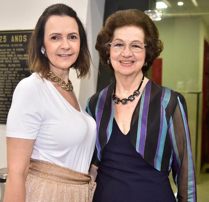 Mirian Pereira, Alcileia Vieira
