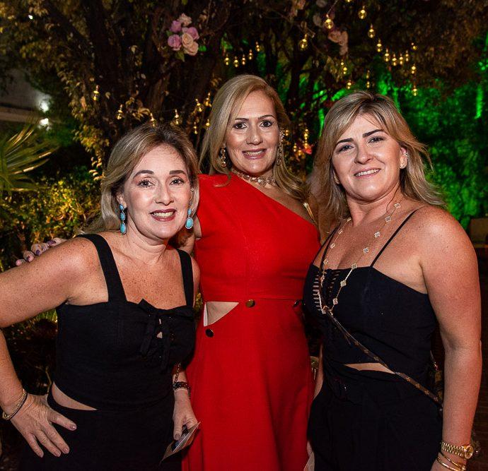 Monica Peixoto, Marcia Peixoto E Lea Freitas