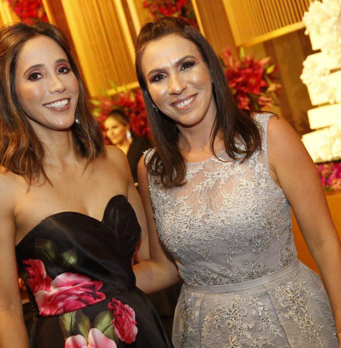 Nadia Bismarck E Samara Fernandes