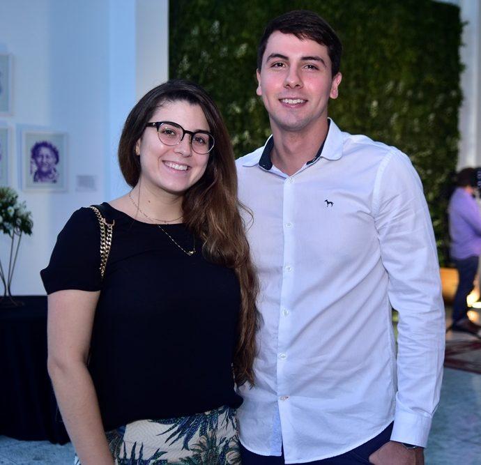 Nagila Alencar E Esmael Farias