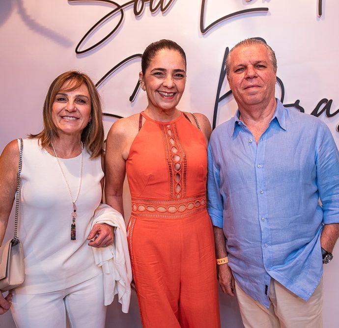 Nane Valera, Giana E Claudio Studart