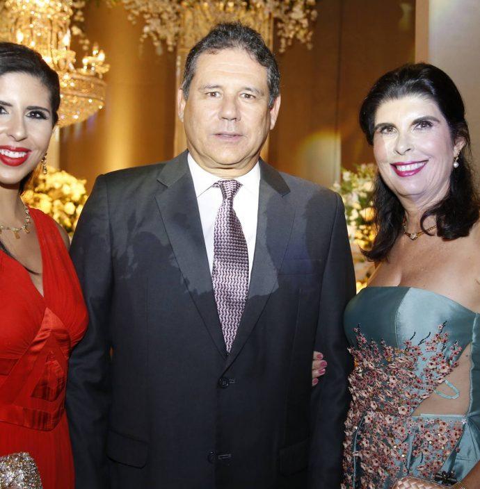 Natalia, Marcos E Rosane Medeiros