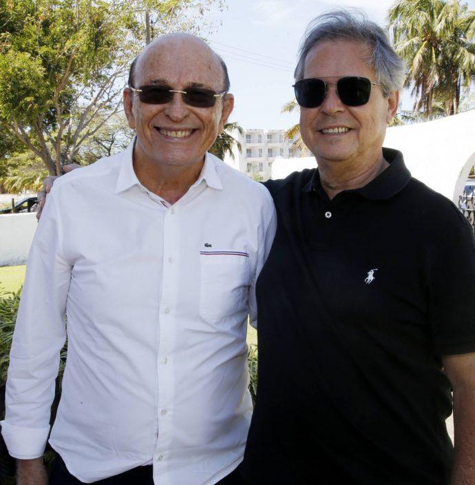 Nelson Montenegro E Arnaldo Almeida