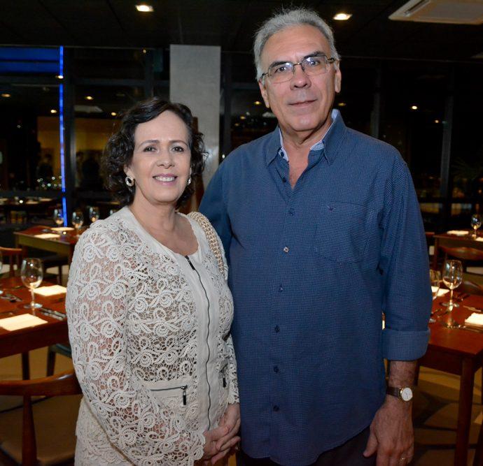 Neuma Figueiredo E Esdras Guimaraes - Foto: Portal IN