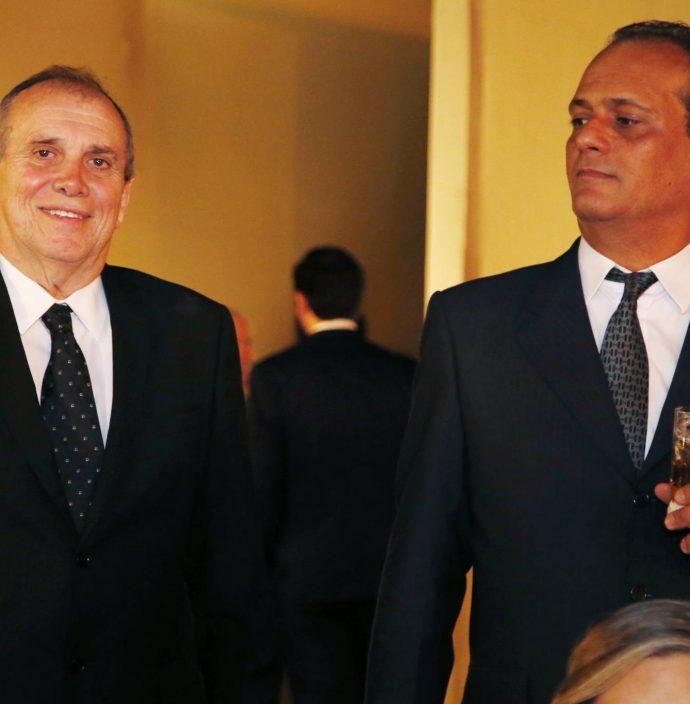 Newton Basto E Epitacio Oliveira