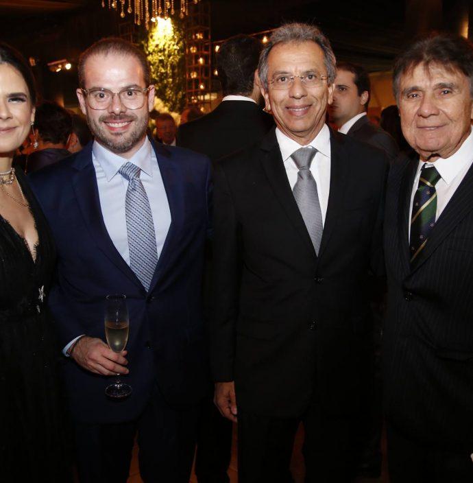 Niedja E Prisco Bezerra, Eduardo Rolim E Jorge Parente