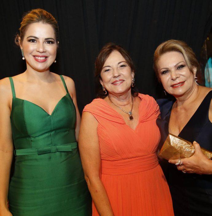 Onelia Santana, Ana Studart E Iracema Do Vale