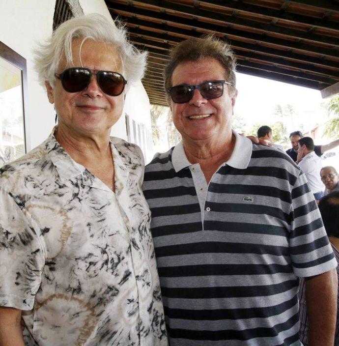 Osler Machado E Elias Bacha Neto