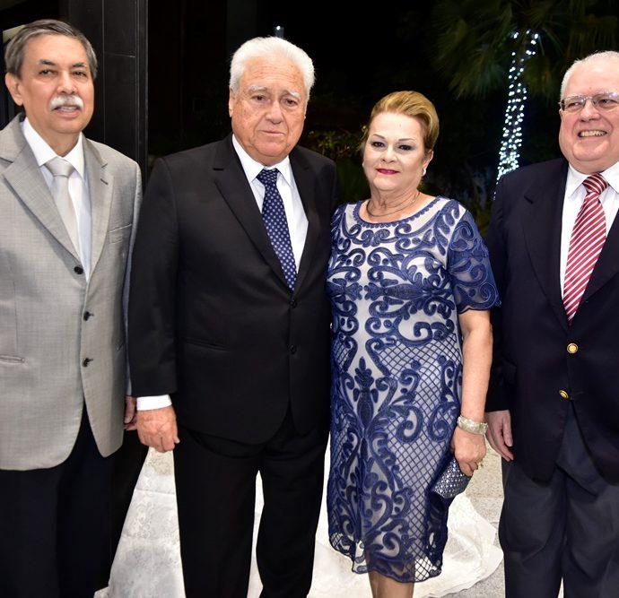 Osvaldo Gutierrez, Waldir Diogo Filho, Helena Diogo, Gonzaga Mota