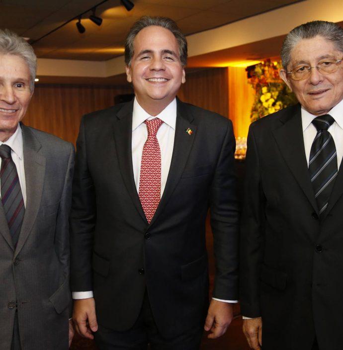 Padua Lopes, Ricardo Bacelar E Batista Lima 1