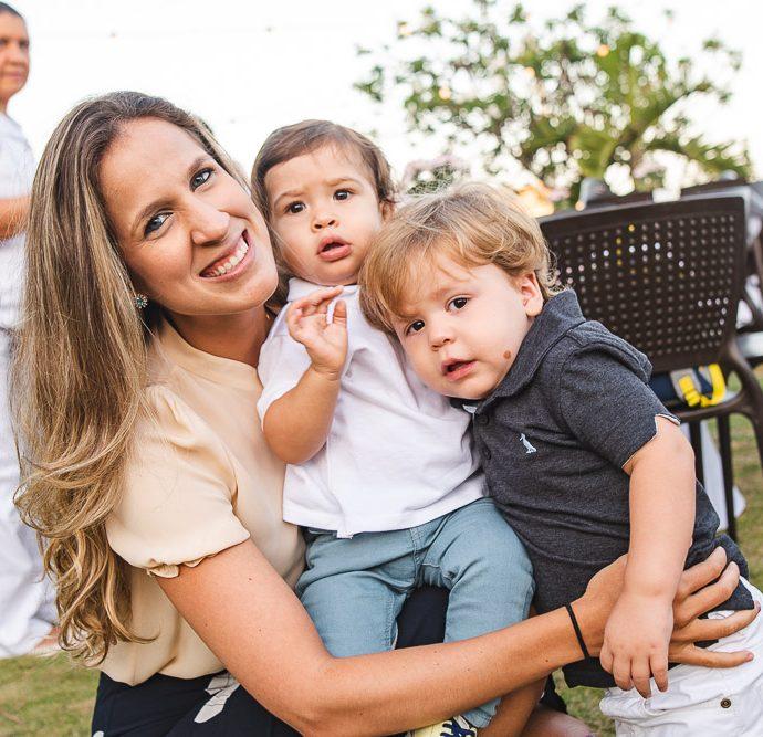 Paula, Antonio E Artur Galvao
