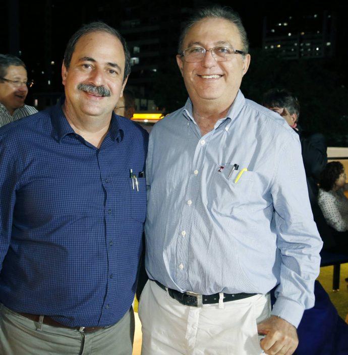 Paulo Andre Holanda E Joaquim Rolim