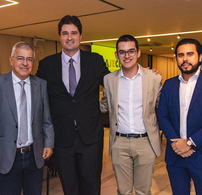 Paulo Cesar Noroes, Fernando Laureano, Carmelo Melo E Rodrigo Nobrega