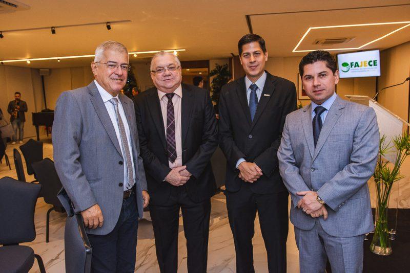 Nova Coordenação - FIEC serve de palco para a solenidade de posse da nova gestão da Fajece