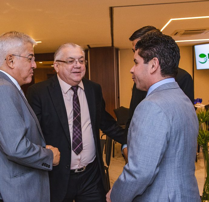 Paulo Cesar Noroes, Uburatan Romero, Daniel Furlani E Pompeu Vasconcelos