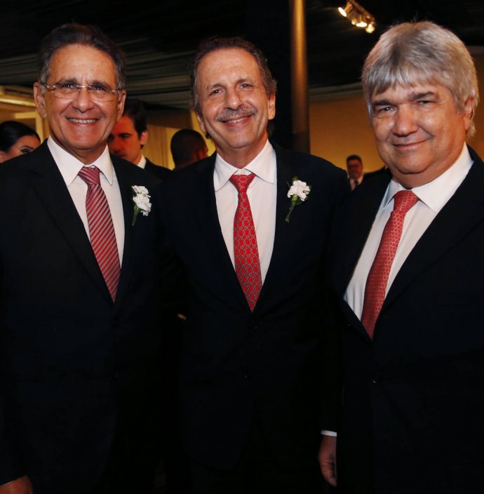 Paulo E Pedro Ary E Carlos Benevides