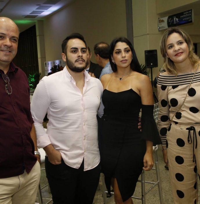 Paulo Fernandes, Leonardo Lima, Mayara Coelho E Andre Muniz