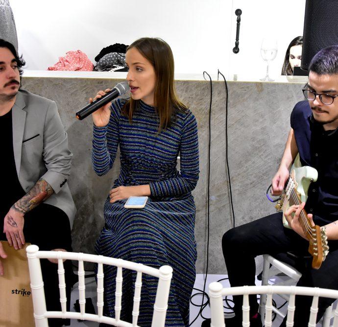 Paulo Henrique, Giovana Bezerra E Diego Silvestre