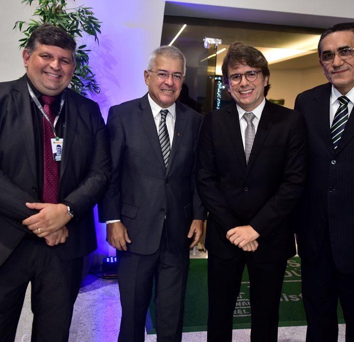 Paulo Nobrega, Paulo Cesar Norões, Ciro Tomaz, Denisio Pinheiro