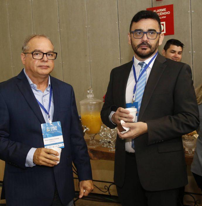 Paulo Roberto E Edson Moraes