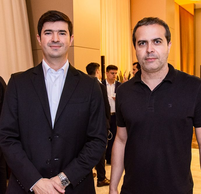 Paulo Santos E Felipe Coelho