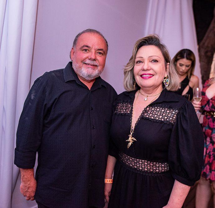 Pedro Carapeba E Fernanda Jensen