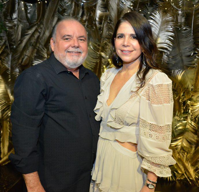 Pedro Carapeba E Maria Lucia Negrão