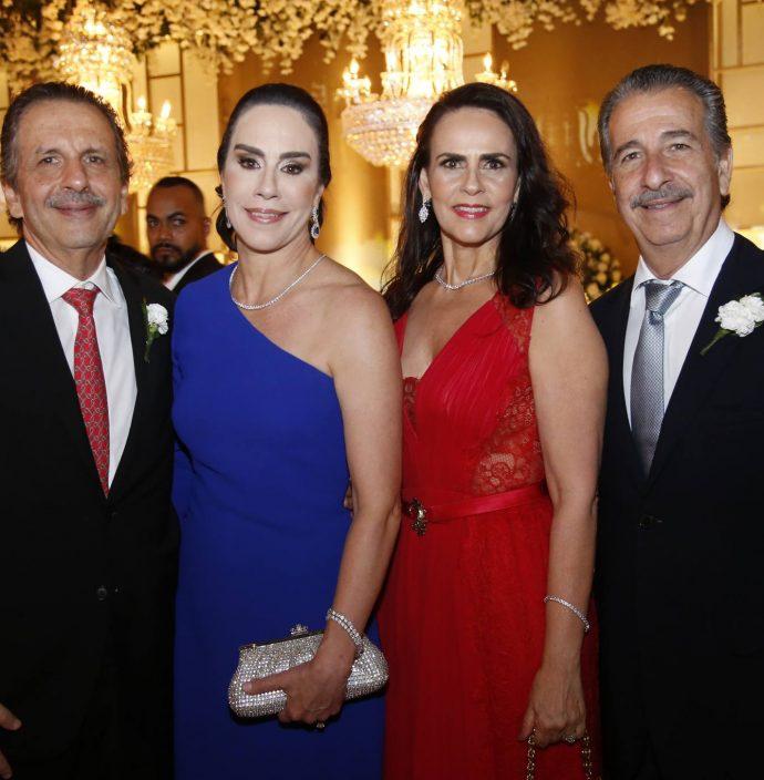 Pedro, Crystine, Catherine E Emilio Ary