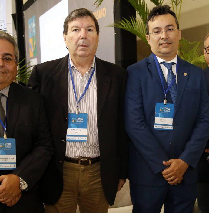 Pedro Junior, Heitor Studart, Ney Almeida E Paulo Roberto