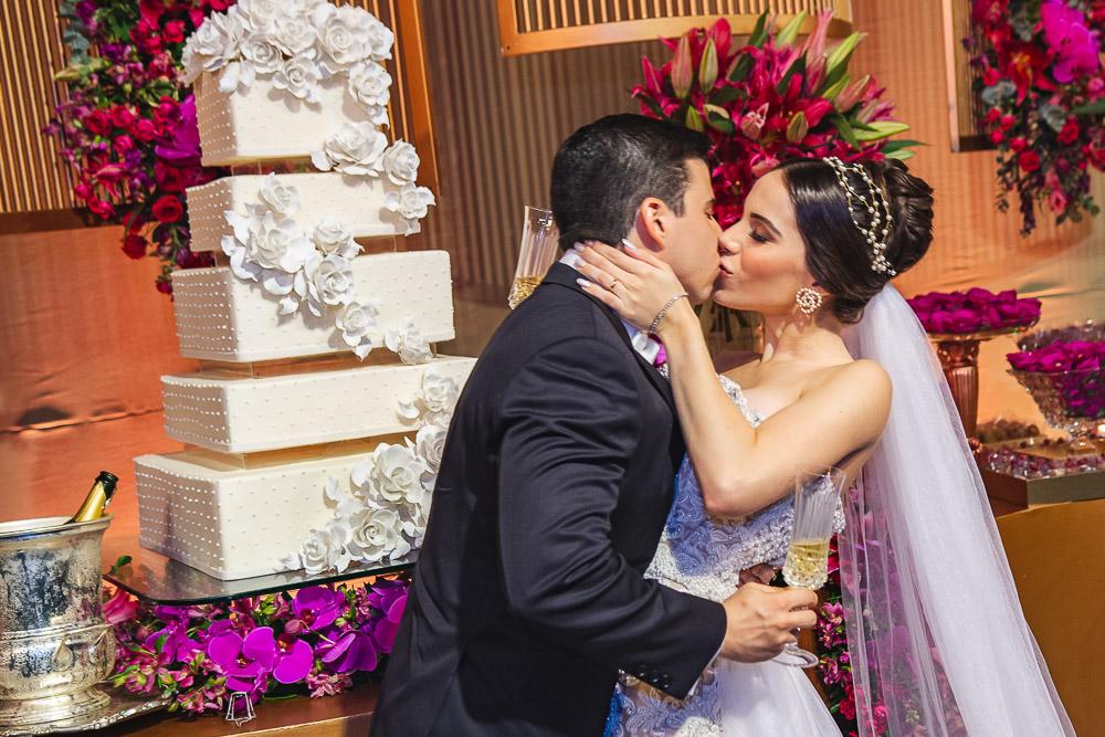 Clave D'Som deu um toque especial nas bodas de Nicole Vasconcelos e Pedro Paulo Carapeba