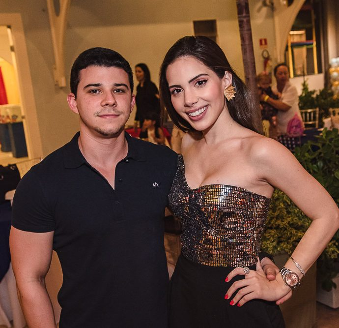 Pedro Paulo Negrao E Nicole Vasconcelos
