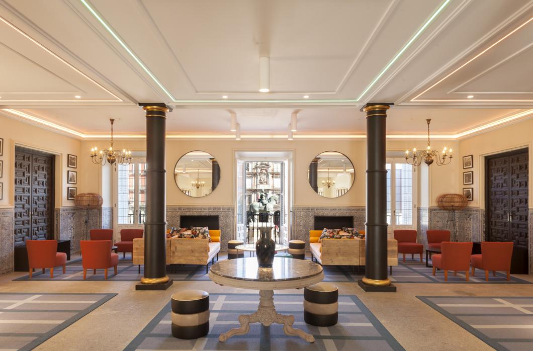 """Pestana Plaza Mayor Madrid é eleito """"Melhor Novo Boutique Hotel"""" da Europa"""