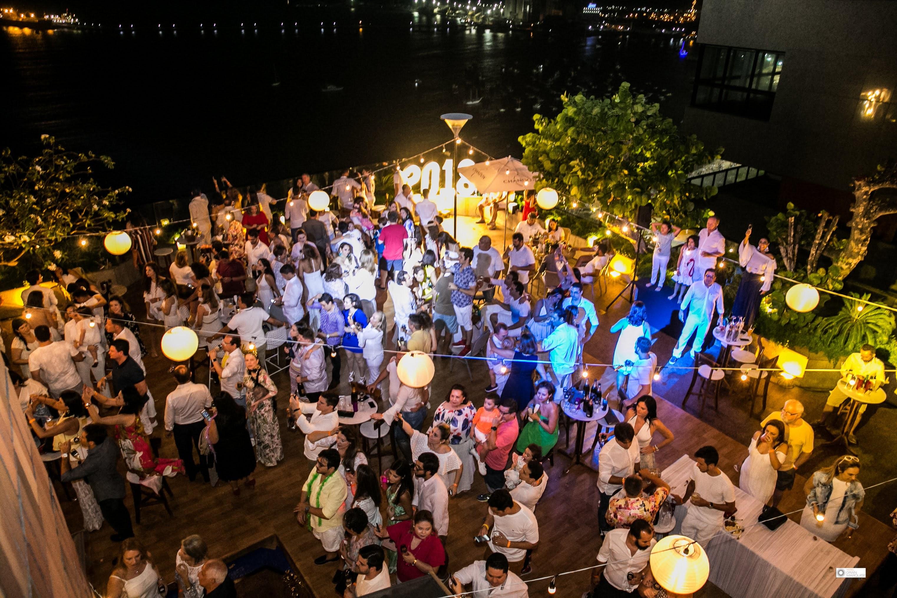 Hotel Gran Marquise vai receber 2020 com festa sob as estrelas