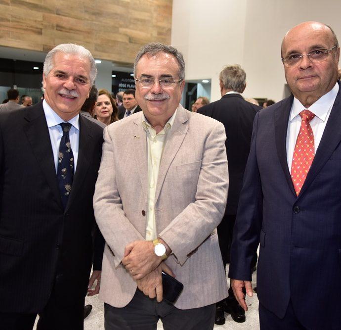Pio Rodrigues, Assis Cavalcante, Fernando Cirino