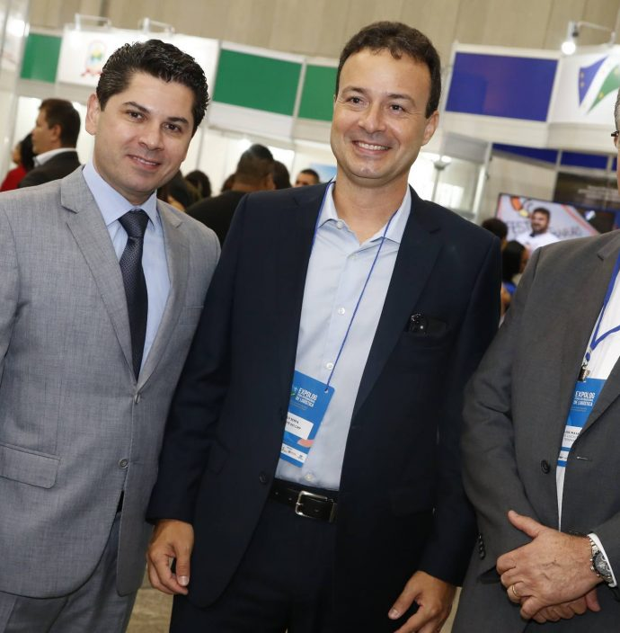Pompeu Vasconcelos, Danilo Serpa E Carlos Maia