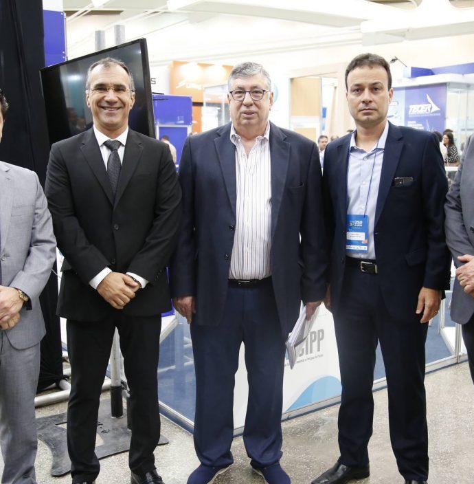 Pompeu Vasconcelos, Eduardo Neves, Maia Junior, Danilo Serpa E Carlos Maia