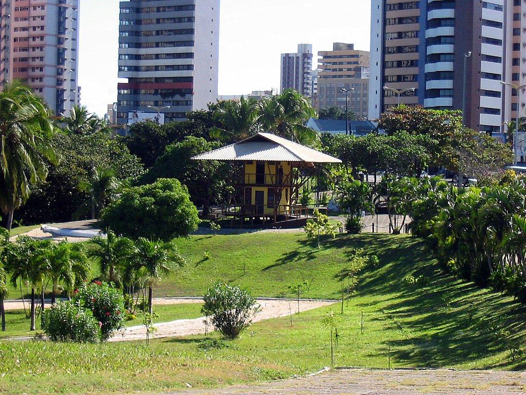 Parque do Coco recebe oficinas durante a programação da Virada Sustentável