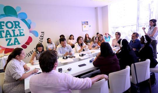 Ações da Prefeitura de Fortaleza para infância e adolescência são case de estudo do Unicef