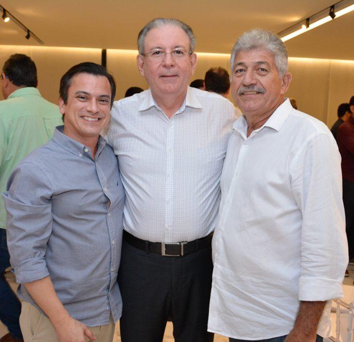 Rafale Cabral, Ricardo Cavalcante E Lelio Matias