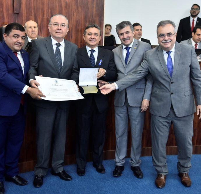 Raimundo Filho, Antonio José, Portinho, Antonio Henrique, Assis Cavalcante